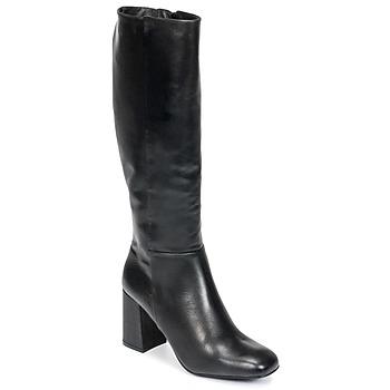 Schoenen Dames Hoge laarzen Betty London JOLAJU Zwart