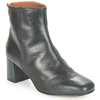 Schoenen Dames Enkellaarzen Betty London JAIJAI Zwart