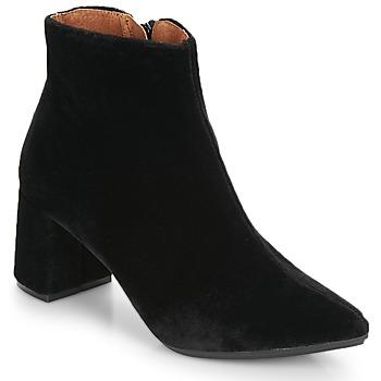Schoenen Dames Enkellaarzen Betty London JILOUTE Zwart