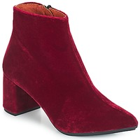 Schoenen Dames Enkellaarzen Betty London JILOUTE Bordeaux