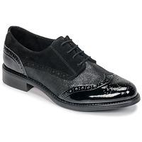 Schoenen Dames Derby Betty London CODEUX Zwart