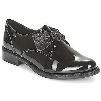 Schoenen Dames Derby Betty London JOHEIN Zwart
