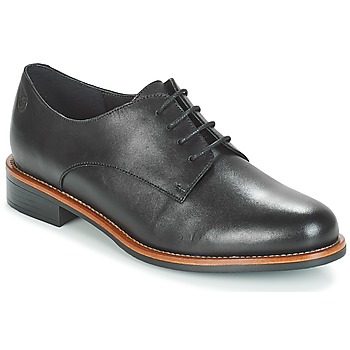 Schoenen Dames Derby Betty London JANA Zwart