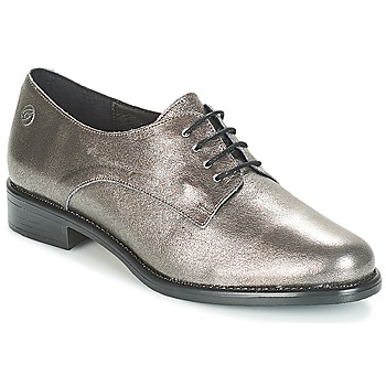 Schoenen Dames Derby Betty London CAXO Zilver
