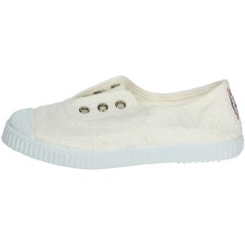 Schoenen Kinderen Lage sneakers Cienta 70998 White