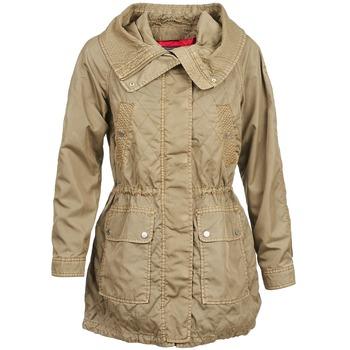 Textiel Dames Trenchcoats Tommy Hilfiger JANINE Beige