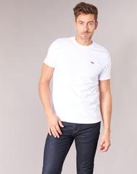 Textiel Heren T-shirts korte mouwen Levi's SS ORIGINAL HM TEE Wit
