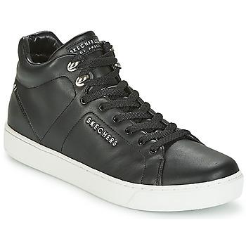 Schoenen Dames Hoge sneakers Skechers PRIMA Zwart