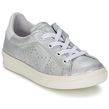 Schoenen Meisjes Lage sneakers Acebo's GAILA Zilver