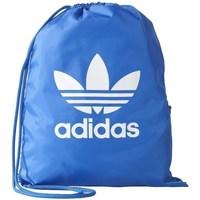 Tassen Tassen   adidas Originals Gymsack Trefoil Bleu
