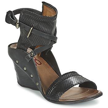 Schoenen Dames Sandalen / Open schoenen Airstep / A.S.98 KOKKA Zwart