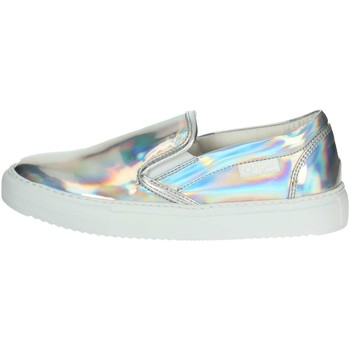 Schoenen Dames Instappers Agile By Ruco Line 2813(62-A) Silver