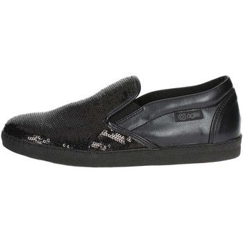 Schoenen Dames Instappers Agile By Ruco Line 2813(65-A) Black
