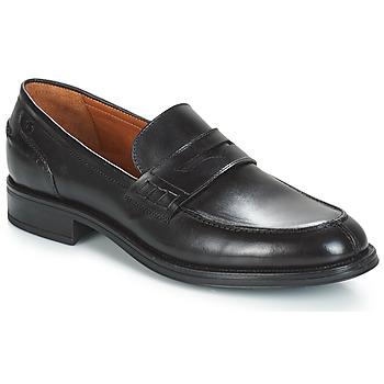 Schoenen Heren Mocassins Carlington JALECK Zwart