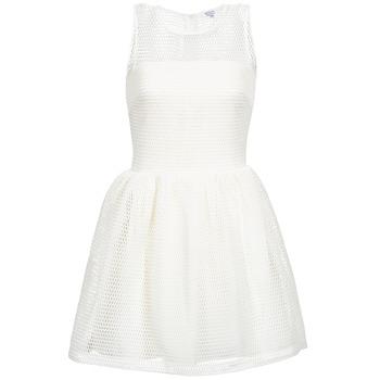 Textiel Dames Korte jurken Brigitte Bardot AGNES Wit