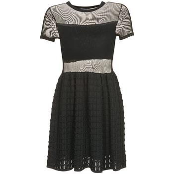 Textiel Dames Korte jurken Brigitte Bardot ALBERTINE Zwart