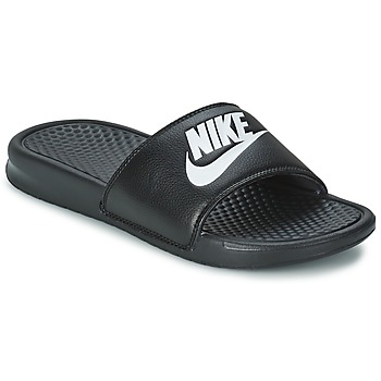 Schoenen Heren Lage sneakers Nike BENASSI JUST DO IT Zwart