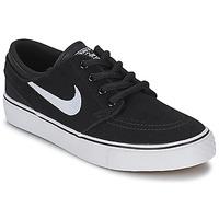 Schoenen Kinderen Lage sneakers Nike STEFAN JANOSKI ENFANT Zwart
