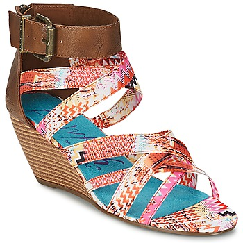 Schoenen Dames Sandalen / Open schoenen Blowfish Malibu BESILLA Multikleuren