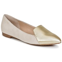 Schoenen Dames Mocassins French Connection GALINA Goud / Roze