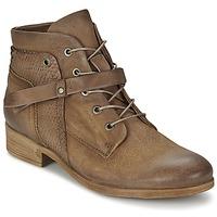 Schoenen Dames Laarzen Mjus SANDEO Brown