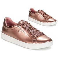 Schoenen Dames Lage sneakers S.Oliver  Roze / Gold