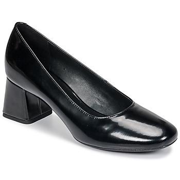 Schoenen Dames pumps Geox D SEYLISE MID Zwart