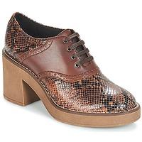 Schoenen Dames pumps Geox D ADRYA MID Brown