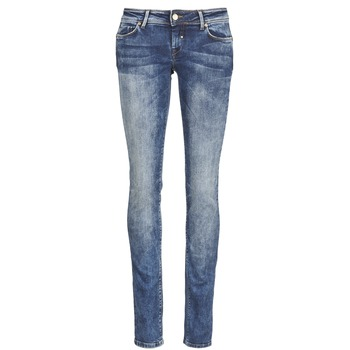 Textiel Dames Skinny jeans Salsa SHAPE UP Blauw / MEDIUM