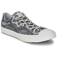 Schoenen Dames Lage sneakers Converse CT REPT PRT OX Zwart / Wit