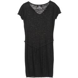 Textiel Dames Korte jurken Le Temps des Cerises MOJITO Zwart