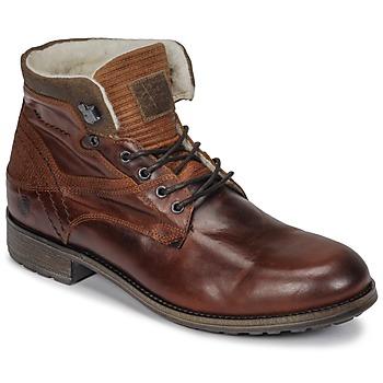Schoenen Heren Laarzen Casual Attitude JOPA Brown