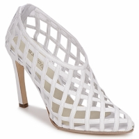 Schoenen Dames Sandalen / Open schoenen Jil Sander JS16107 Wit