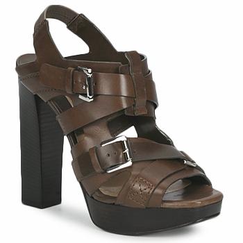 Schoenen Dames Sandalen / Open schoenen Michael Kors MOWAI Taupe