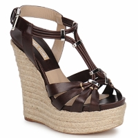 Schoenen Dames Sandalen / Open schoenen Michael Kors IDALIA Brown