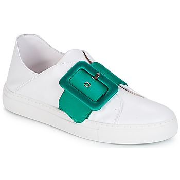 Schoenen Dames Lage sneakers Minna Parikka ROYAL  emerald-white
