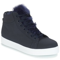 Schoenen Dames Hoge sneakers André GOSPEL Marine