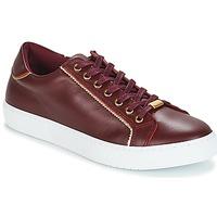 Schoenen Dames Lage sneakers André BERKELITA Bordeaux