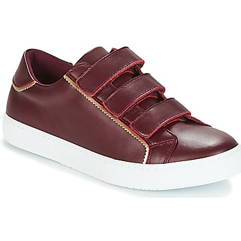 Schoenen Dames Lage sneakers André CRICKET Bordeaux