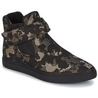 Schoenen Dames Hoge sneakers André SKATE Zwart
