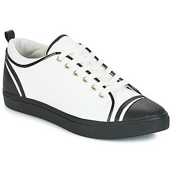 Schoenen Dames Lage sneakers André LEANE Wit