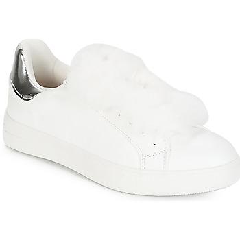 Schoenen Dames Lage sneakers André LEXIE Wit