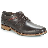 Schoenen Heren Derby André MESSIRE Brown