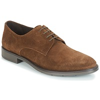 Schoenen Heren Derby André LARDY Brown