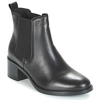 Schoenen Dames Laarzen André CRUMBLE Zwart