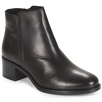 Schoenen Dames Laarzen André CREDO Zwart