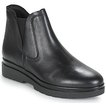 Schoenen Dames Laarzen André TALK Zwart