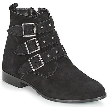 Schoenen Dames Laarzen André TIRA Zwart