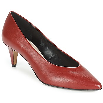 Schoenen Dames pumps André FREEDOM Rood