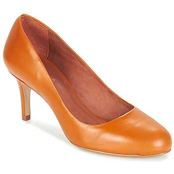 Schoenen Dames pumps André FLAVIE Brown / Orange
